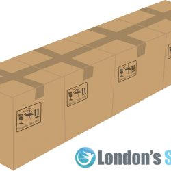 Obtaining Clean, Dry and Free Boxes for Moving