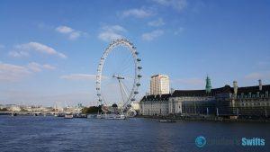 London - the London Eye
