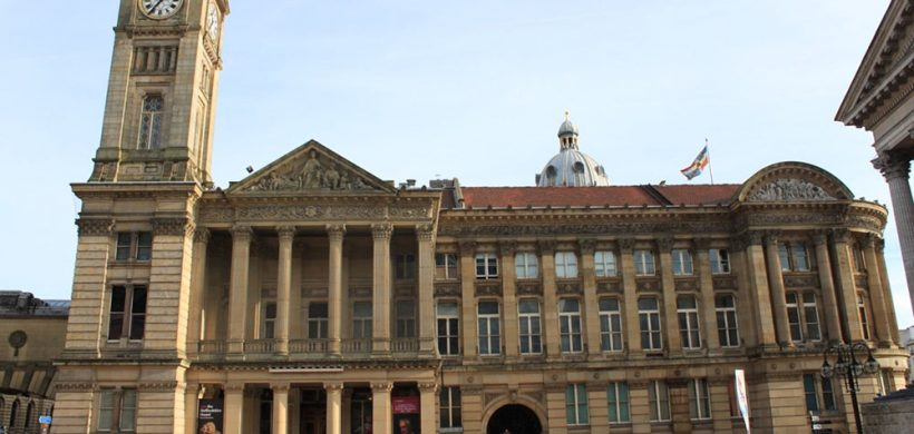 Places in Birmingham to check out