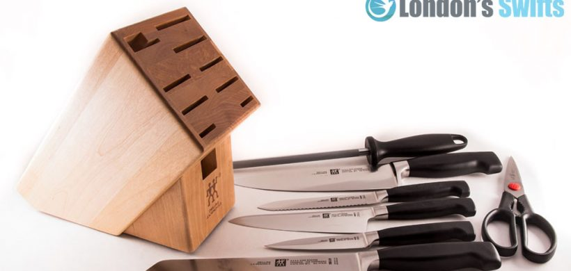 Pack Your Knives Like a Pro When Moving House